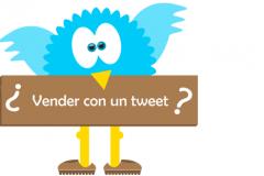 Vender con twitter si eres comercial, un caso real