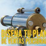Las 3 claves para que un comercial planifique su año de ventas (Plan de Ventas Personal)