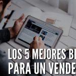 Los 5 mejores blogs para un vendedor (en español)