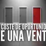 El Coste de Oportunidad de una Venta